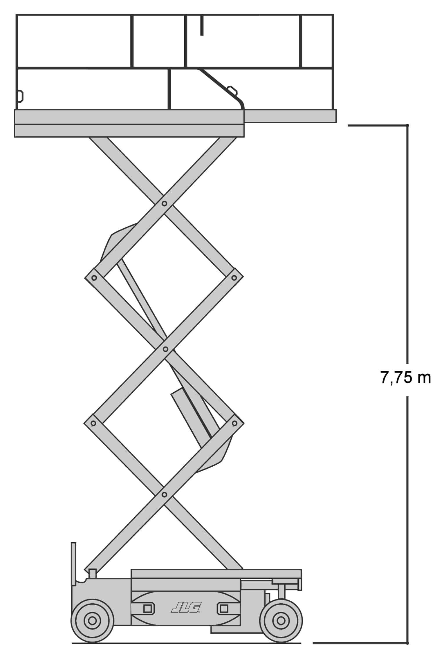 Jlg 2630es  U2013 Ringsted Lift